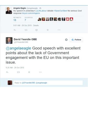 AngelaEagle steel debate